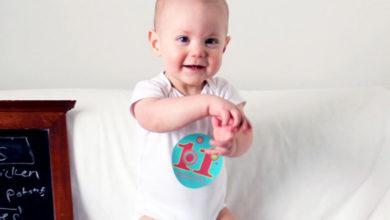 Photo of Пятый месяц после рождения ребенка